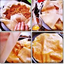 cuisine choumicha pastilla au poulet facile recette spécial ramadan aux délices du