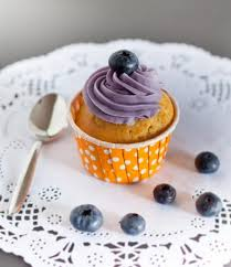 recette cupcake à la myrtille 750g