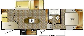 Montana 5th Wheel Floor Plans 2015 by Crossroads Cruiser Fifth Wheel Floor Plans Carpet Vidalondon