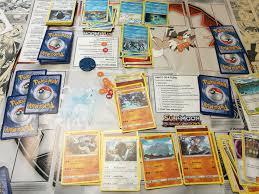 Pokemon Deck List Standard by Pokémon Tcg Sun U0026 Moon Burning Shadows First Impressions Rock