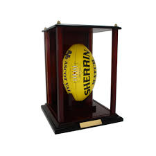 AFL Enclosed Display Case