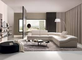 Wall Decor For Modern Living Room Design With Simple Interior