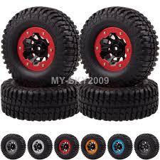 100 Off Road Truck Tires 4pcs 110th RC Rock Crawler 19 Dick Cepek Mud