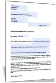 mietminderung wegen schimmel musterschreiben an vermieter