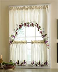 White Kitchen Curtains With Sunflowers by Kitchen Gingham Kitchen Curtains Black Velvet Curtains Coffee