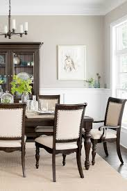 our welcome home dining table and chairs brings a southern charm