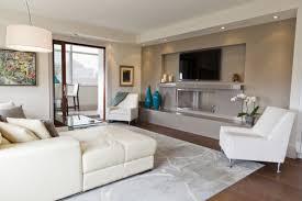 Luxurious Condo Living Room Contemporary Toronto By Biglarkinyan Design