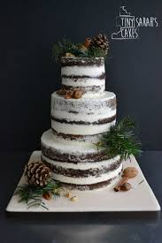 400 Best Naked Rustic Wedding Cakes Images On Pinterest For Cake Ideas Winter