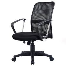 Fabric Task Chair Walmart by Costway Modern Ergonomic Mesh Mid Back Executive Computer Desk