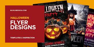 Free Halloween Flyer Templates by Top 12 Halloween Flyer Design U0026 Templates U2022 Neoxica