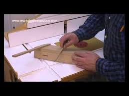 finger joint jig for router table youtube