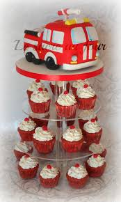 Fire Truck Cake And Cupcakes, Made By Le Sucre Au Four | My Cakes ... Fire Truck Cupcakes 01 Patty Cakes Highland Il Baked In Heaven Page 21 Childrens Birthday Specialty Custom Fondant Cakes Sussex County Nj Cool Criolla Brithday Wedding Fire Truck Party Much Kneaded Bake I Heart Baking Firetruck Birthday Cupcakes Harris Sisters Girltalk Fighterfire Sweets Treats Boutique Firetruck Theme Card Happy Elephant Decorations Instant Download Printable Files Decoration Ideas Little Bright Red Cake Toppers