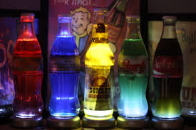 Nuka Cola Quantum Lava Lamp by Nuka Cola Lamp Lighting And Ceiling Fans