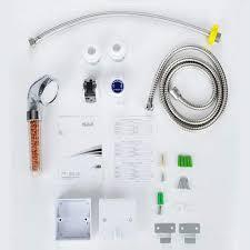 btssa sofortiger water heater lcd tankless elektrischer
