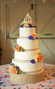 Wedding Cakes Simplicity By Sarah
