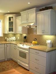White Cabinets With Appliances Ideas About Kitchen On Off
