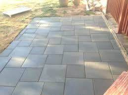 painting pavers ideas creative of concrete patio paint ideas paint