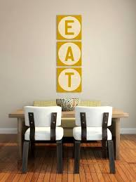 Adorable Kitchen Canvas Wall Art Dining Room Ideas Decorating Gorgeous Decor Diy