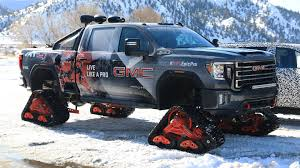 100 Picture Of Truck 2020 GMC Sierra Denali HD AllMountain Review Its A