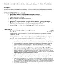 This Is Technical Writer Resume Resumes