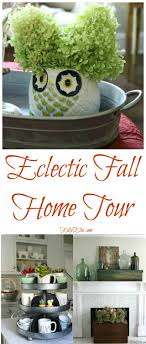 100 Eclectically Fall Home Tours