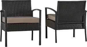 Threshold Heatherstone Wicker Patio Furniture by 100 3 Piece Patio Furniture Patio Heaters On Patio