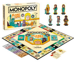 MONOPOLY®: Planet Of The Apes™ | USAopoly New Barnes And Noble Board Game Inventory Album On Imgur Spiderman Collectors Edition Monopoly Board Game Monopoly Planet Of The Apes Usaopoly 77 Best Everything Images Pinterest Games Pokemon Kanto Igo Random Viking Amazoncom Disney Cars Blazing Trails My Busy Books Disney Pixar Fruitless Pursuits Saturday Night Games Trains Tiles Party For Kids Adults Ini Llc Bottle Cap Mosaic 62017 Hillsdale Library Best 25 Harry Potter Ideas Funny Harry Review 1775 Rebellion