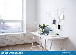100 Minimalist Loft Stylish White Professional Office Interior