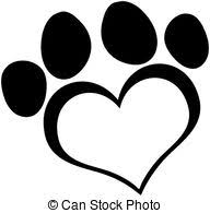 Paw print Illustrations and Clipart 11 153 Paw print royalty free