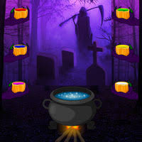 Halloween Escape Walkthrough by Wow Halloween Gothic Forest Escape Walkthrough