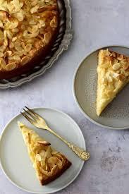 apfelkuchen rezept mit mandeln