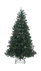 Image Bristle Pine 75 Pre Lit Artificial Christmas Tree