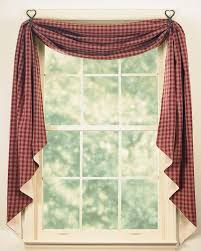 Fishtail Swags | Pretty Windows Best Home Fashion Thermal Insulated Blackout Curtains Back Tab Rod Pocket Beige 52w X 84l Set Of 2 Panels Shop Farmhouse Style Decor Point Valances Pretty Windows Discount Country Window Toppers Top Swags Galore Aurora Mix Match Tulle Sheer With Attached Valance And 4piece Curtain Panel Pair Post Taged Outlet Store Lined Scalloped Custom Treatments Draperies Page 1 Primitive Rustic Quilts Rugs Drapes More From The Lagute Snaphook Truecolor Hookless Shower Gray