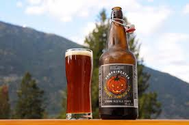 Imperial Pumpkin Ale by Howe Sound Pumpkineater Imperial Pumpkin Ale Jethro Flickr