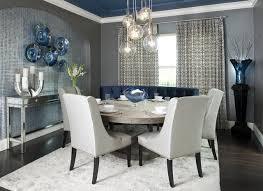 Dallas Rugs Used In Decor Contemporary Dining Room