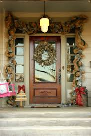Christmas decorating ideas for a front porch
