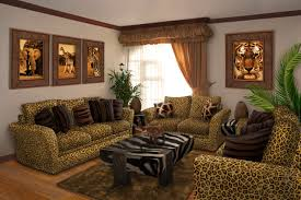 Camo Living Room Ideas by Safari Decor For Living Room 3690