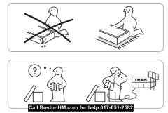 Kura Bed Instructions by Ikea Furniture Assembly Instructions For Help Contact Boston Home