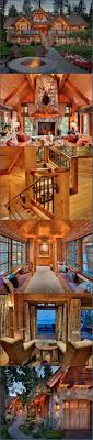 Ideas About Log Cabin Houses On Pinterest House Plans And Rustic Home Room Design