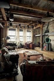 wohnzimmerle im industriellen stil 50 ideen wie sie