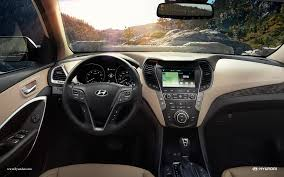 Interior Design Amazing Hyundai Santa Fe Interior Home