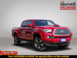Pre-Owned 2017 Toyota Tacoma TRD Sport Crew Cab Pickup In Austin ... Preowned 2017 Toyota Tacoma Trd Sport Crew Cab Pickup In Lexington 2wd San Truck Waukesha 23557a 2018 Charlotte Xr5351 Used With Lift Kit 4 Door New 2019 4wd Boston Gloucester Grande Prairie Alberta Sport 35l V6 4x4 Double Certified 2016 Escondido