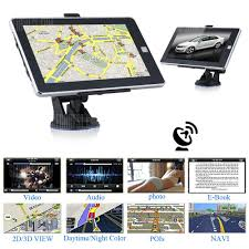 100 Truck Navigation Buy 7 Inch FM Touch Screen Car GPS System MP3 SAT