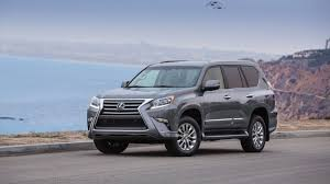 2017 Lexus GX 460 Review & Ratings | Edmunds