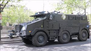 100 Armored Truck Heavy Armored Truck Of The French Police YouTube