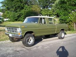 1969 F250 4x4 Crew Cab - Ford Truck Club Forum