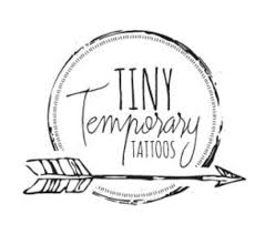 Tiny Temporary Tattoos