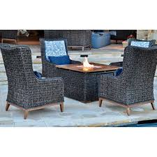 Patio World Fargo Hours by Fire Pits U0026 Chat Sets Costco