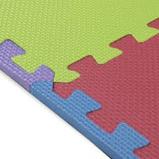 Foam Floor Mats Baby by 34 Off Foam Play Mats 16 Tiles Borders Kids Puzzle Playmat