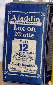 Aladdin Mantle Lamp Model 12 by Aladdin Industries Graces Guide